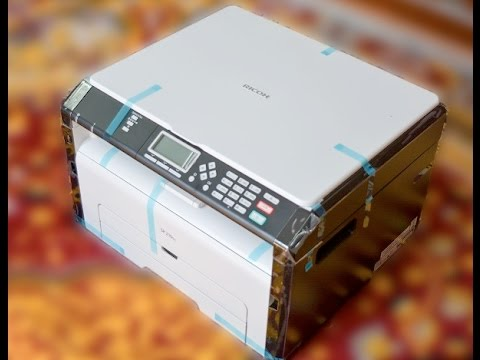 Ricoh SP 210SU laser printer from snapdeal