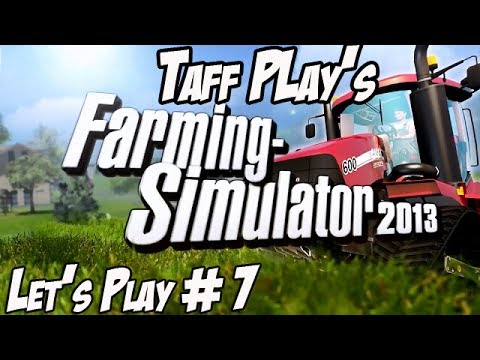 Taff Play's - Farming Simulator 2013 - Episode 7 - Expensive seed!