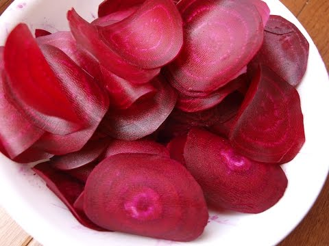 Cooking BEETS for those who HATE Beets!  Simple recipe