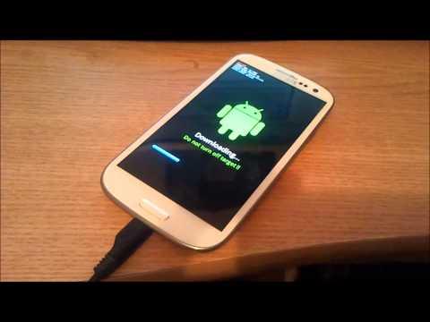 Tutorial instalare Android 4.1 Jelly Bean pe Samsung Galaxy SIII