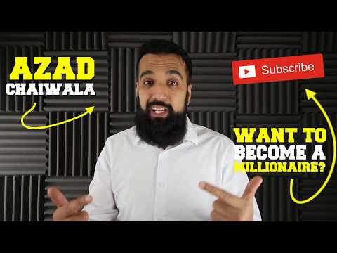 Make Money Pakistan - Subscribe to my Channel | Azad Chaiwala Show