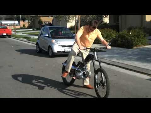 Homemade Dirt Bike