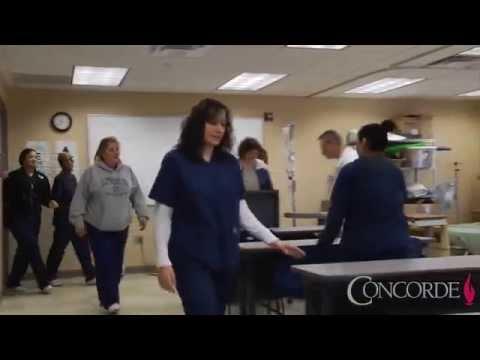 Vocational Nursing (LVN) Training - Learn More | Concorde Career College