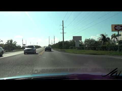 Key West to Florida Mainland Drive -  YouTube