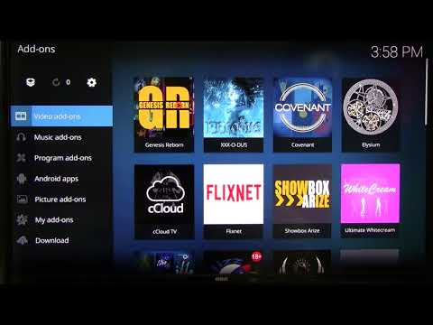 Install XXX-O-Dus Adult Kodi Add-on for free porn videos/movies/pictures/comics