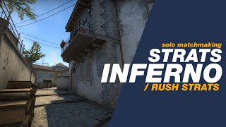 Csgo Inferno Matchmaking Solo Rush Strats (t Side)