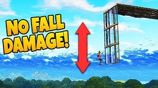 *NEW* NO FALL DMG TRICK! - Fortnite Funny Fails and WTF Moments! #252 (Daily Moments)