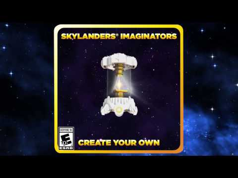 Fan-Art-To-Life: Flash Bang | Skylanders Imaginators | Skylanders