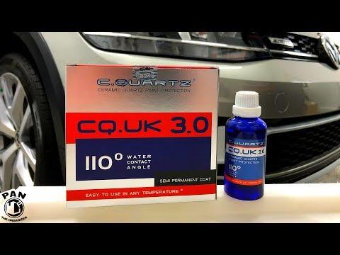 CarPro CQuartz UK 3.0 Ceramic Coating NEW VERSION !!!