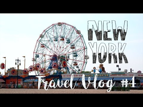 NYC: Grand Central, High Line, Baohaus, Momofuku, Coney Island| Day 4
