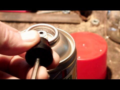 HOW TO CLEAN SPRAY NOZZLE