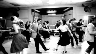 "Chubby Checker & California Jubilee in ""Let's Twist Again"""