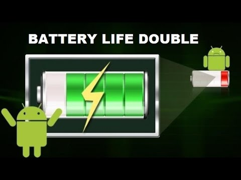 How to Increase Android Mobile Phone Battery Life Double?Double Your Phone Battery Life for Free