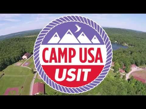 Camp USA - For a J1 with a Difference.