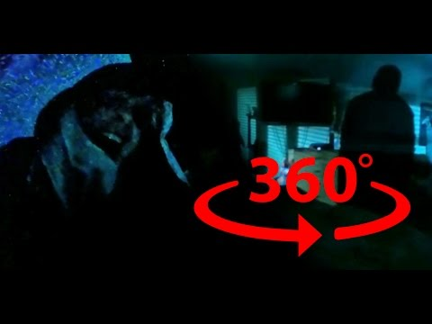 Sleep Paralysis 360 VR Headset