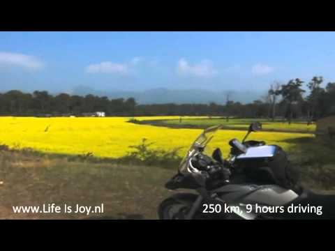 India and Nepal 3/3 Holland to Nepal on BMW R1200GS motorbike motorcycle fiets