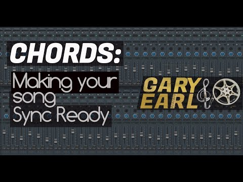 1) Chords: Making Your Song Sync Ready