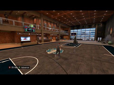HOW TO GET THE MICHAEL JORDAN MYCOURT (HIGHRISE) IN NBA2K17!