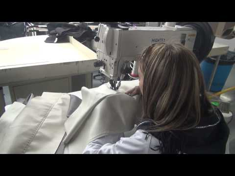 205-370 Thick thread upholstery sewing machine for topstitching leather sofas