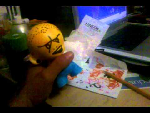 How To Customize a Vinyl Toy Part 1