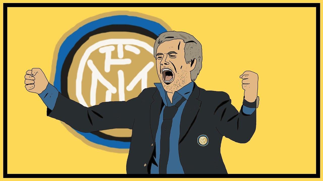 Inter Milan's 2009/10 Treble Tactics Explained