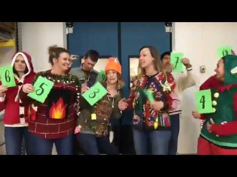 Ugly Sweater Catwalk at Picture It Custom