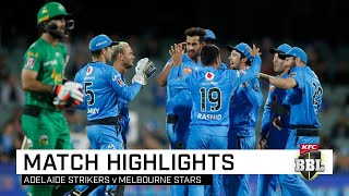 Strikers conquer ladder-leading Stars, rise to second   KFC BBL 09