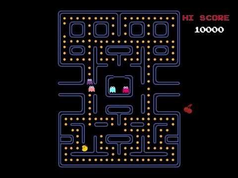 Animación Ms. PacMan