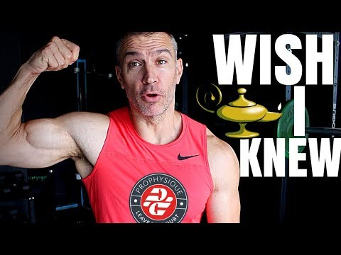 5 Things I Wish I Knew When I Started Lifting