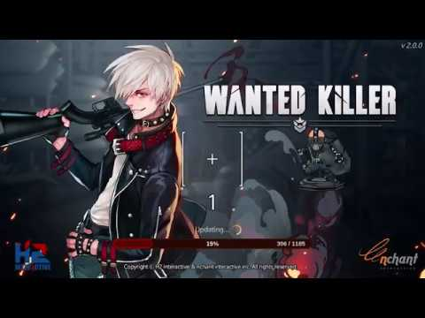 New Mobile FPS Game: Wanted Killer