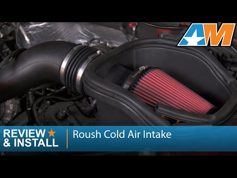 F150 5.0L Roush Cold Air Intake Review & Install 2015-2017