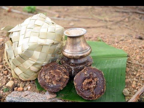 Urad Dal Porridge with Palm Jaggery | Ulundhu Kanji