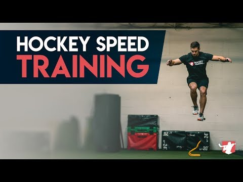 Hockey Speed Training [For Small Spaces] 🏒🚀