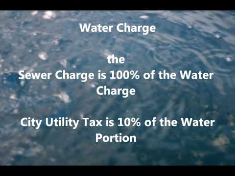 How to calculate your CSID water bill