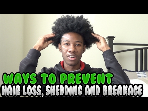 Ways To STOP Hair loss, Shedding and Breakage