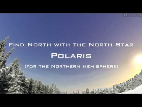 Learn How To Find the North Star with Polaris Celestial Navigation