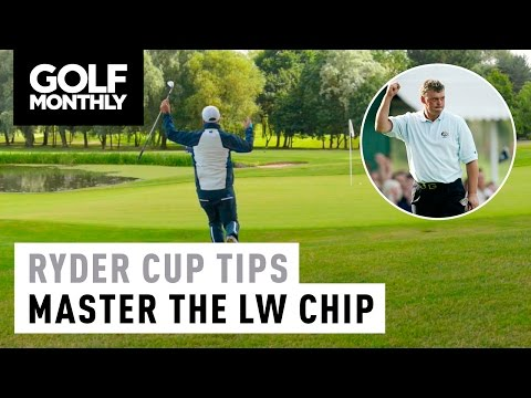Master The Lob Wedge Chip - Ryder Cup Tips With Peter Finch