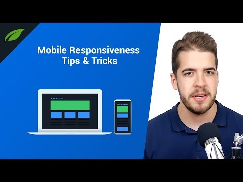 The EASY Way to Make Your WordPress Content Mobile Friendly