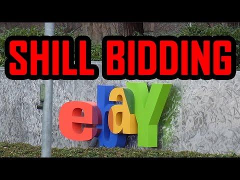 eBay Scams: Shill Bidding