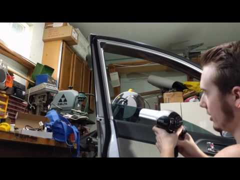 How To Remove Window Tint From Car Windows