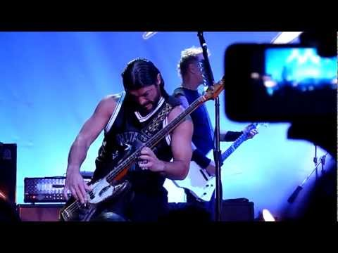 Metallica - The Call of Ktulu (Live in San Francisco, December 5th, 2011)