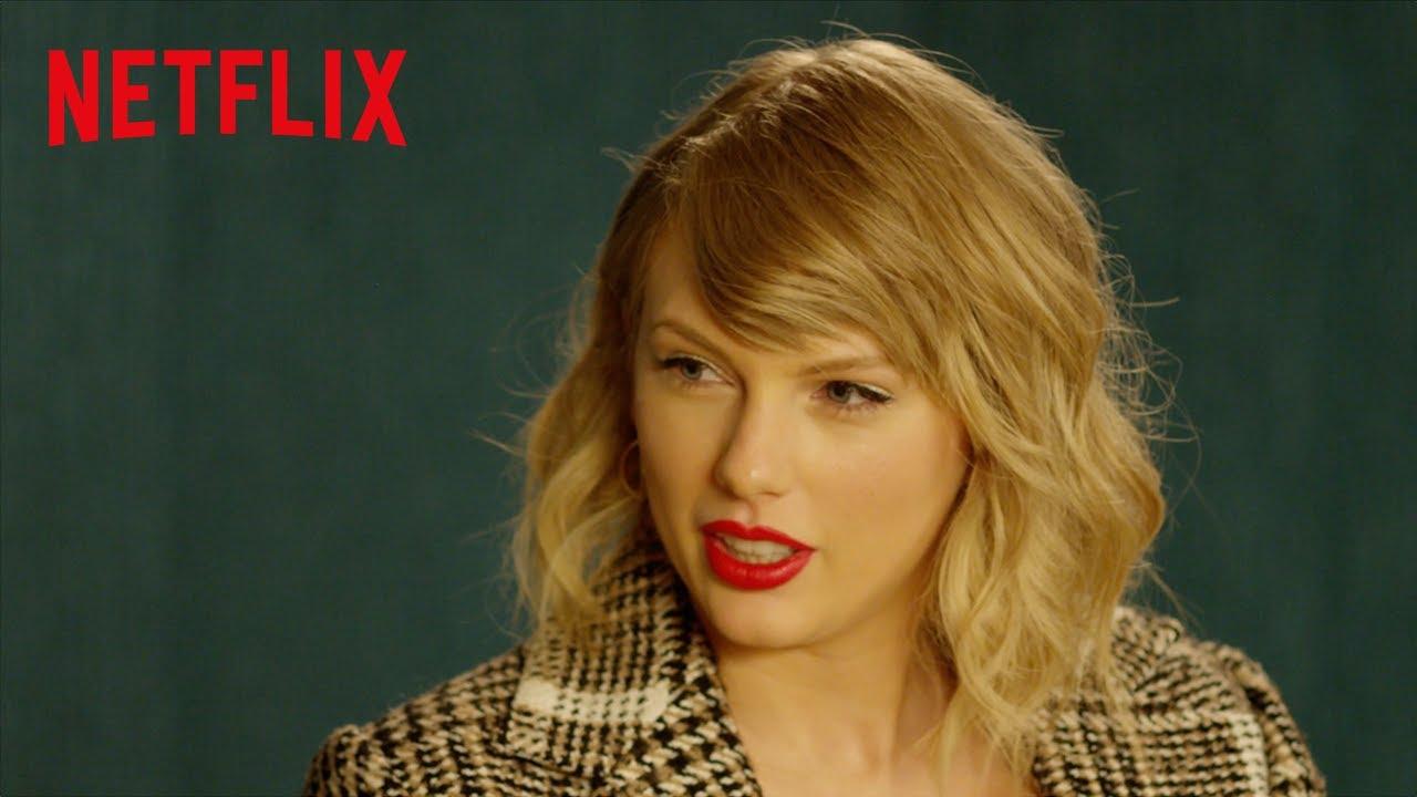 Taylor Swift e seu processo criativo | Netflix Brasil