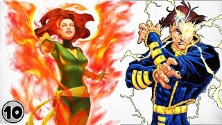 Download Top 10 X-Men Too Strong For The MCU Video