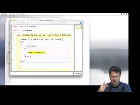 Java: working with HashMaps