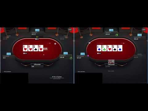 Global Poker Run it Up Episode 1 20nl 6-Max Cash Game