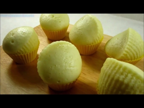 Steamed Milk Cupcakes- How to make Quick, Easy, and Cheap Filipino Dessert Recipes
