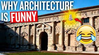 What's Behind Architecture's Hidden Humor