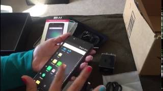 Blu Life one X2 Smartphone Unboxing and First Look 64GB, 4GB RAM, GREY
