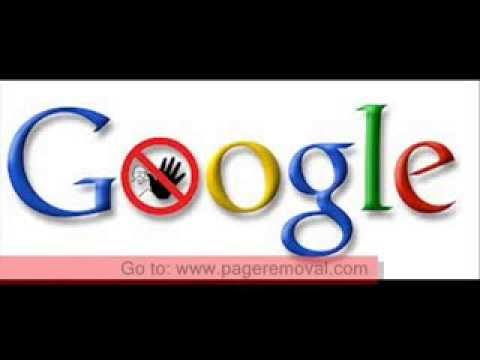 Page Removal Service ( Remove Page Online)