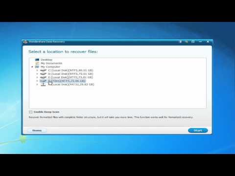 Recover Deleted or Lost MKV Videos with Ease